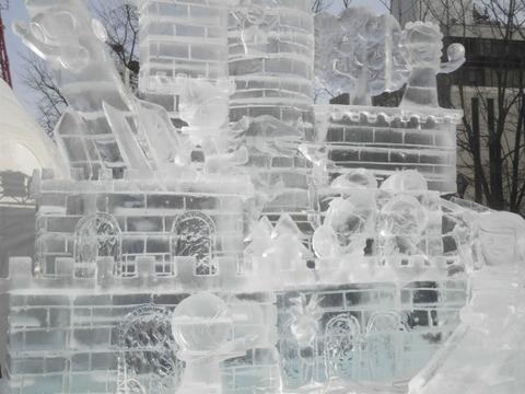 f6399134 s - 2012年 札幌雪祭り初日
