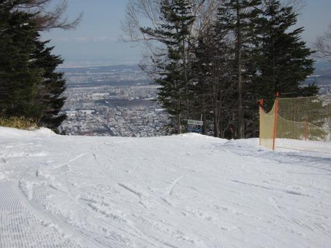 f70294c6 s - 札幌市内観光 ~藻岩山スキー場~