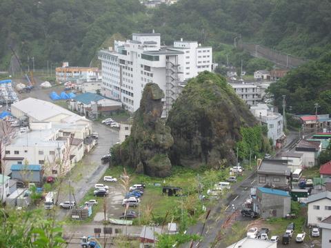 fea52678 s - 北海道観光 ~知床八景 / オロンコ岩~